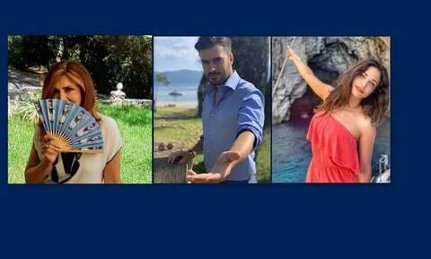 Γερονικολού-Τσιμιτσέλης:Απόλαυσαν τις διακοπές τους στο εξοχικό της Ντενίση