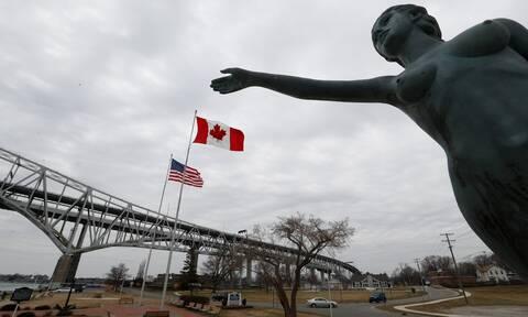 Κορονοϊός στην Καναδάς: Μέχρι τέλη Σεπτεμβρίου θα παραμείνουν κλειστά τα σύνορα
