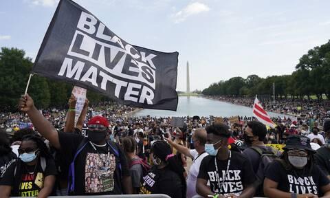 ΗΠΑ: Χιλιάδες διαδηλωτές κατά του ρατσισμού στην Ουάσινγκτον