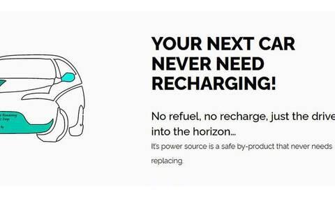 Εξελίσσεται μπαταρία-θαύμα από ραδιενεργά «σκουπίδια»