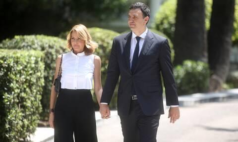 Έγκυος η Τζένη Μπαλατσινού - Θα γίνει πατέρας ο Βασίλης Κικίλιας