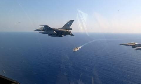 Εφιάλτης των Τούρκων τα ελληνικά F-16: Όλη η αλήθεια για τα «πειραγμένα» βίντεο - Όργιο προπαγάνδας