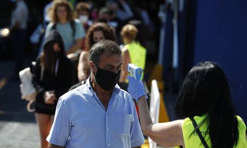 Κορονοϊός: 177 νέα κρούσματα στην Ελλάδα - Ένας ακόμη νεκρός το τελευταίο 24ωρο