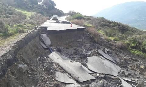 Ρέθυμνο: Χρηματοδοτήσεις σε δήμους για τις καταστροφές από την κακοκαιρία του Φεβρουαρίου του 2019