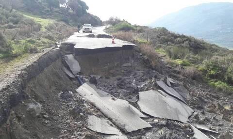 Ρέθυμνο: 450.000 ευρώ σε τρεις δήμους για αντιμετώπιση καταστροφών