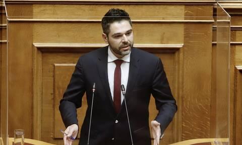 Σαρακιώτης για ΑΟΖ Ελλάδας - Αιγύπτου: «Στις εθνικές υποχωρήσεις δεν χωρούν πανηγυρισμοί»