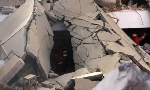 Κίνα: Τουλάχιστον 29 νεκροί από κατάρρευση διώροφου εστιατορίου