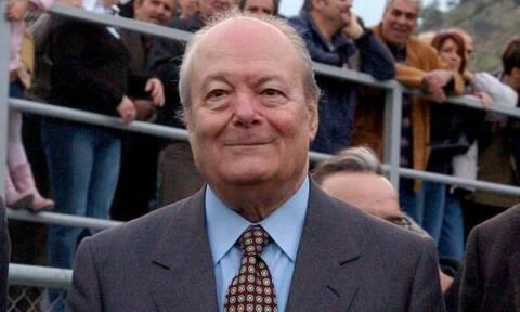 Πέθανε ο πρώην υπουργός της ΝΔ, Νίκος Γκελεστάθης
