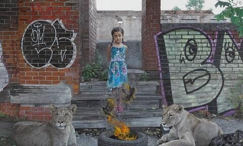 Κέβιν Πίτερσον, ο ζωγράφος του ταξιδιού σε έναν θρυμματισμένο κόσμο