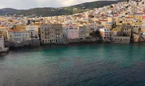 Ερμούπολη: Η πολύχρωμη αρχοντορεμπέτισα κυρά - πρωτεύουσα των Κυκλάδων