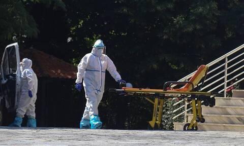 Κορονοϊός: Νεκρός 58χρονος στο «Σωτηρία» - Στους 261 οι νεκροί στη χώρα μας
