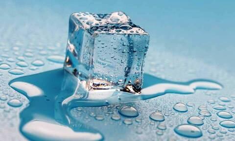 Μήπως είδες στο όνειρό σου πάγο ή παγόβουνο;