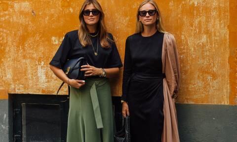 4 tips για να παραμένουν τα μαύρα σου ρούχα σαν καινούργια