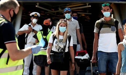 Κορονοϊός: Πάνω από 10.000 κρούσματα στην Ελλάδα – Πού εντοπίζονται τα 157 το τελευταίο 24ωρο