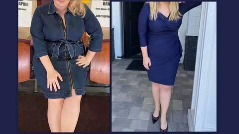 Πραγματική μεταμόρφωση! Πρωταγωνίστρια έχασε 18 κιλά και δεν αναγνωρίζεται!