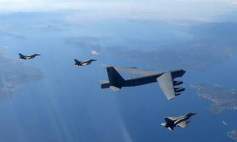 «Κουτοπόνηροι» Τούρκοι: Πήγαν να «σπάσουν» τον 25ο Μεσημβρινό – Τους «τσάκισαν» τα ελληνικά F-16