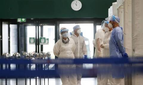 Ιταλία Κορονοϊός: 1.365 τα νέα κρούσματα  -Τέσσερις οι νεκροί το τελευταίο 24ωρο