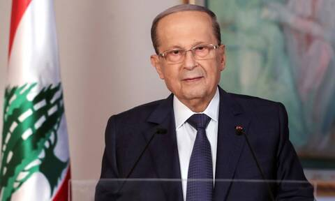 Λίβανος: Ο πρόεδρος Αούν παραδέχεται την ανάγκη αλλαγής του πολιτικού συστήματος