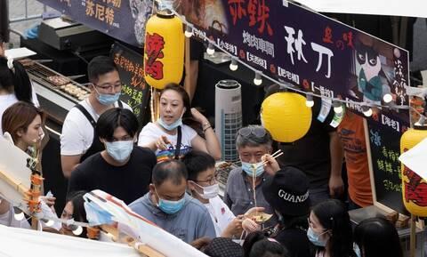 Κορονοϊός – Κίνα: 15η συνεχόμενη ημέρα χωρίς κανένα κρούσμα μετάδοσης του ιού στη χώρα