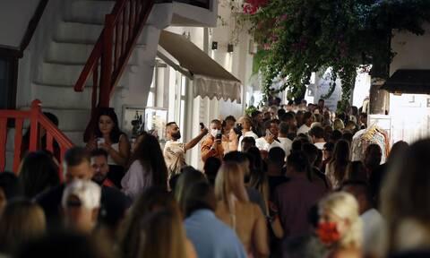 Κορονοϊός: Ο «χάρτης» με τα παράνομα πάρτι στη Μύκονο - Οι ταρίφες ανά βίλα