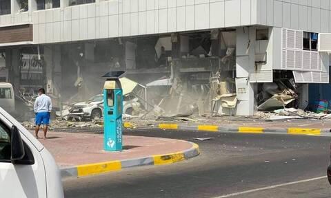 Ισχυρή έκρηξη σε εστιατόριο στο Αμπού Ντάμπι - Ένας νεκρός (pics)