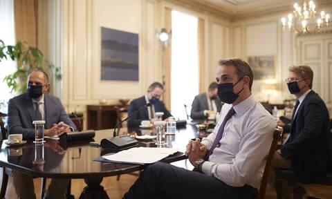 Ξεκίνησε η συνεδρίαση του Υπουργικού Συμβουλίου - Η ατζέντα της Κυβέρνησης