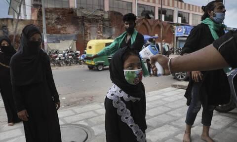 Κορονοϊός - Ινδία: Τα 3,6 εκατομμύρια έφθασαν τα κρούσματα