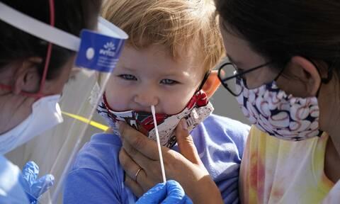 Κορονοϊός - ΗΠΑ: Περισσότερα από 6 εκατομμύρια κρούσματα έχουν καταγραφεί στη χώρα