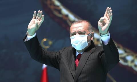 Νέα πρόκληση Ερντογάν! «Δεν θα επιτρέψουμε πειρατείες και ληστείες στο Αιγαίο και στην Αν. Μεσόγειο»