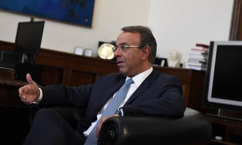 Σταϊκούρας: Θα στηρίξουμε τις Ένοπλες Δυνάμεις και όχι μόνον εξοπλιστικά