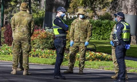 Κορονοϊός στην Αυστραλία: Πέντε θάνατοι και 70 κρούσματα σε 24 ώρες στη Βικτόρια