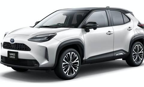 Yaris Cross: Το νέο μικρό SUV της Toyota πωλείται ήδη στην Ιαπωνία από 14.200 ευρώ