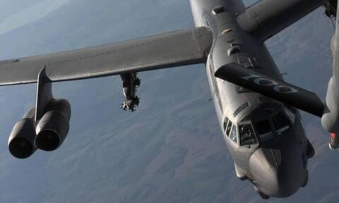 Ένταση στον αέρα: Ρωσικό jet μπήκε στον εναέριο χώρο του ΝΑΤΟ κυνηγώντας αμερικανικό βομβαρδιστικό