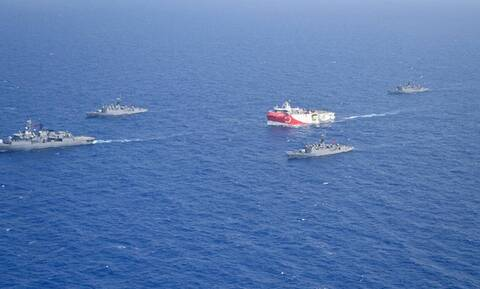 Greece issues counter-NAVTEX in response to Turkey's illegal one