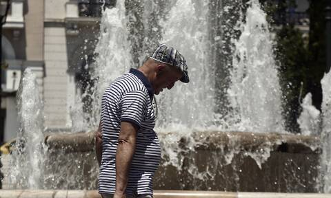 Very high temperatures to continue until Friday