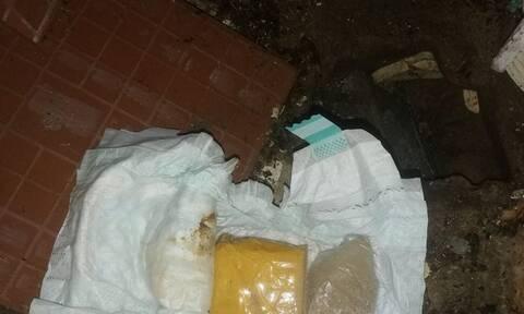 Θεσσαλονίκη: Οι πάνες του... μωρού στο μπάνιο έκρυβαν κάτι επικίνδυνο (pics)