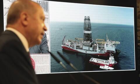 Ο Ερντογάν ζητά δικαιοσύνη σε Αιγαίο και Ανατολική Μεσόγειο - Επίθεση σε Μακρόν