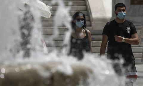 Καιρός: Μέχρι την Παρασκευή η ζέστη -  Σε ποιες περιοχές η θερμοκρασία θα φτάσει 40 βαθμούς