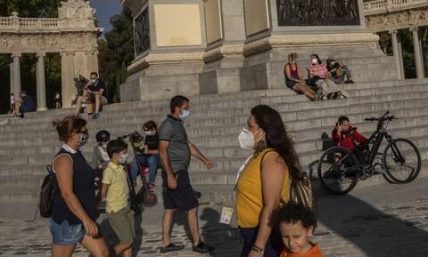 Κορονοϊός - Ισπανία: Έκρηξη νέων κρουσμάτων στην Μαδρίτη