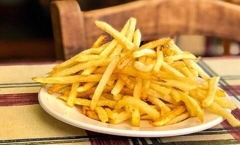Έρευνα: Οι τηγανητές πατάτες μπορούν να θεραπεύσουν κάτι πολύ σοβαρό