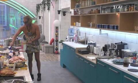 Big Brother όπως… Masterchef: Μαγειρική-έπος μόνο με ποδιά