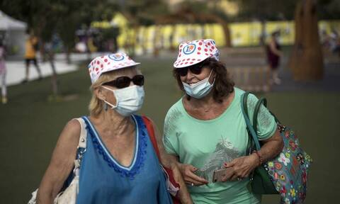 Γαλλία - Κορονοϊός: Σχεδόν 5.000 νέα κρούσματα το τελευταίο 24ωρο