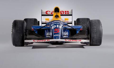 Γιατί ο Vettel έδωσε πολλά χρήματα για την Williams FW14B;