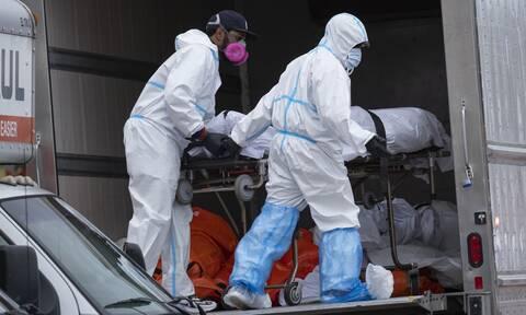 Κορονοϊός - ΗΠΑ: Πλησιάζουν τους 185.000 οι νεκροί - Στα 6,09 εκατ. τα κρούσματα