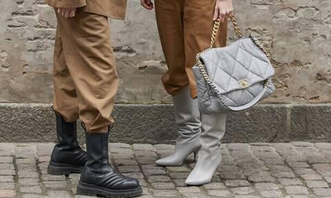Τους επόμενους μήνες όλες οι γυναίκες θα φορούν αυτές τις μπότες