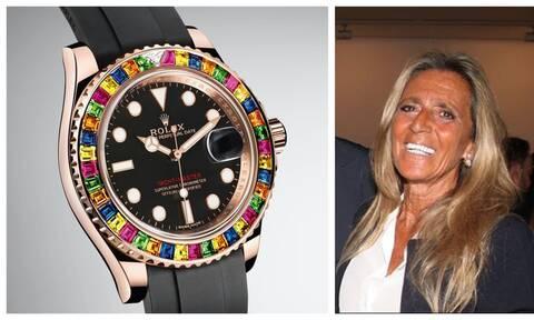 Βρέθηκε μέσω... Facebook το Rolex των 90.000 ευρώ που είχε κλαπεί στη Μύκονο
