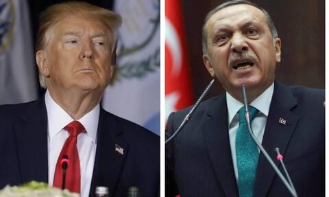 «Πόλεμος» Τουρκίας – ΗΠΑ: Οργή Ερντογάν για την άρση του εμπάργκο όπλων στην Κύπρο
