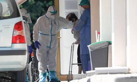 Κορονοϊός – Συναγερμός στο Μαρούσι: Εντοπίστηκαν 18 κρούσματα σε γηροκομείο