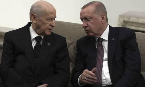 Τουρκία: Την επαναφορά της θανατικής ποινής ζητά ο Μπαχτσελί