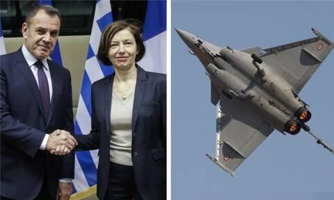 «Βόμβα» με την απόκτηση των Rafale: Συμφωνία για πάνω από 18 μαχητικά στην Ελλάδα